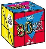 Das 80er-Kultquiz | 222 kultige Fragen rund um die wilden 80er | Quiz Spiel