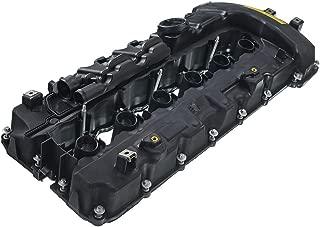 A-Premium Engine Valve Cover for BMW 135i 335i 535i 740i 740Li M2 M235i M240i X6 Z4 L6 3.0L