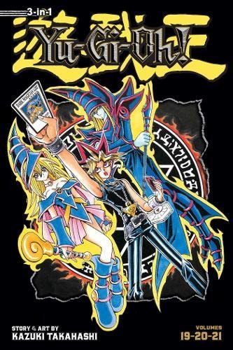 Yu-Gi-Oh! 7: 3-in-1 Edition: 19-21