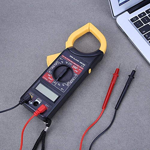 PRIMIL Digital Clamp Meter DT-266 AC/DC Auto Ranging Ampere, Voltage Measurement Device, Ammeter Tong Tester with Accuracy