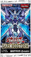 Mint YuGiOh Dark Neostorm Booster Pack