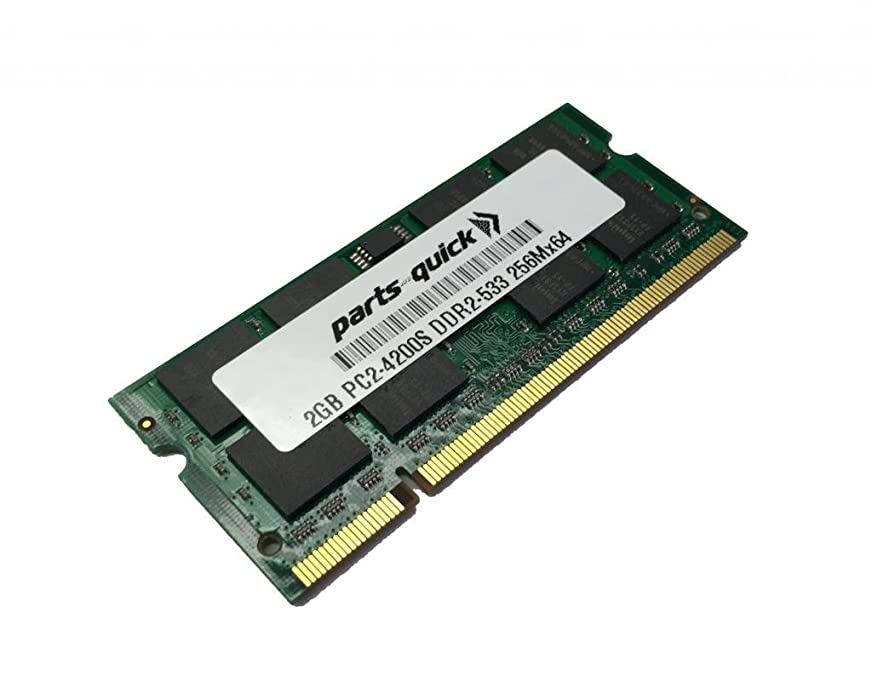 不毛の頭雲2?GBメモリfor Acer Aspire 9113?WLMi ddr2?pc2?–?4200ノートパソコンRam ( parts-quickブランド)