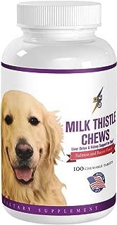 natural liver detox for dogs