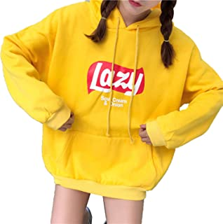 Best yellow lazy hoodie Reviews