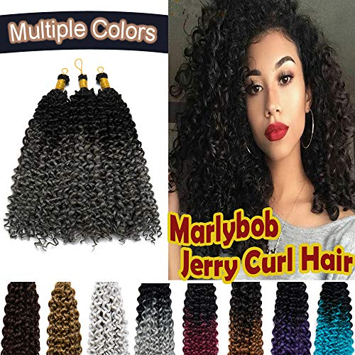 Afro curl weaves _image4