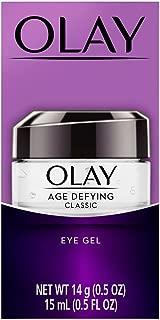 Olay Age Defying Classic Eye Gel 0.5 Ounce (15ml) (3 Pack)