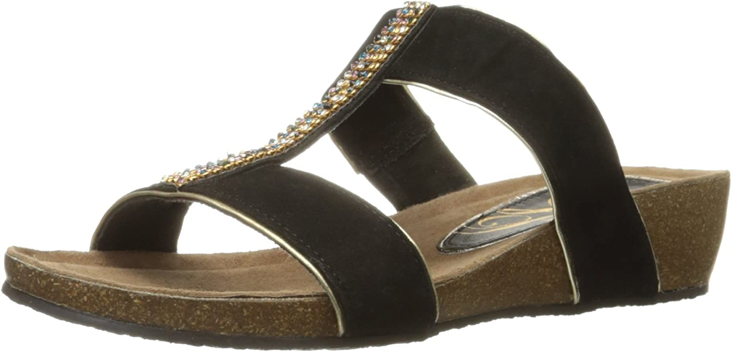 J.Renee Women's Kella Wedge Sandal