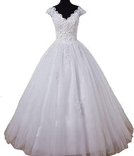 Best floral 3d lace v neck gown Reviews
