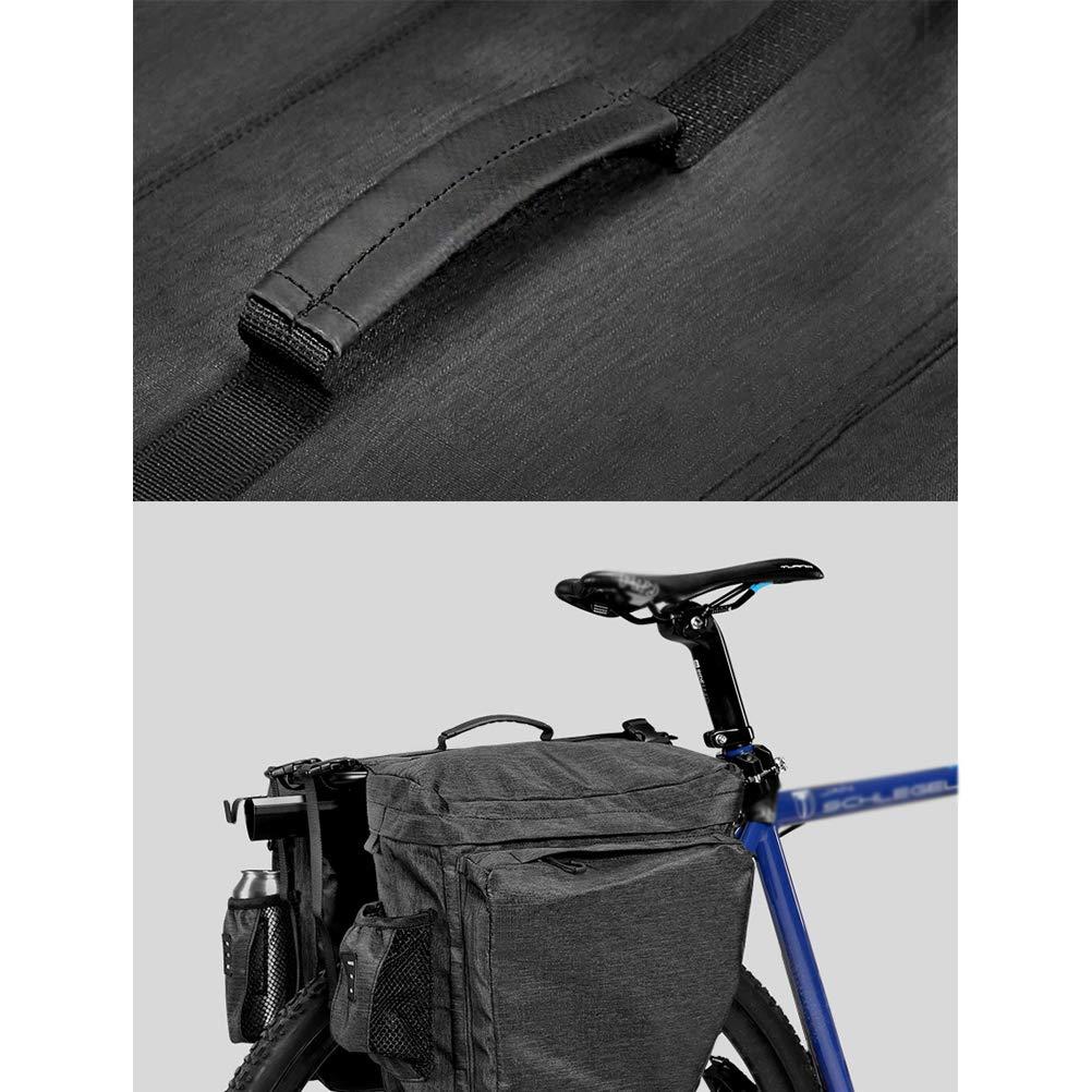 BOLSAS Olsa Alforja Trasera Bicicleta, Bicicleta Impermeable de ...