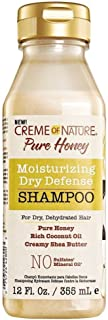 Best creme of nature pure honey moisturizing dry defense conditioner Reviews