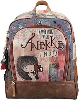 Mochila Escolar Anekke India