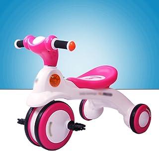 赤ちゃん三輪車ペダルの車アンチピンチの高さのシート3-6歳の赤ちゃんのキャリッジ