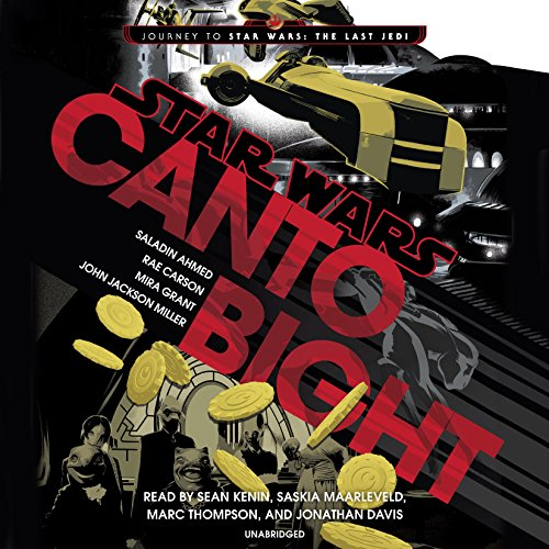 Canto Bight audiobook cover art