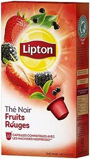 Lipton Thé Fruit Rouge (30 capsules