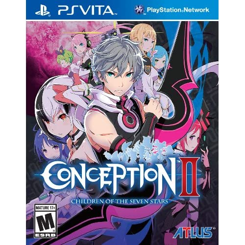 Atlus Conception II: Children of the Seven Stars