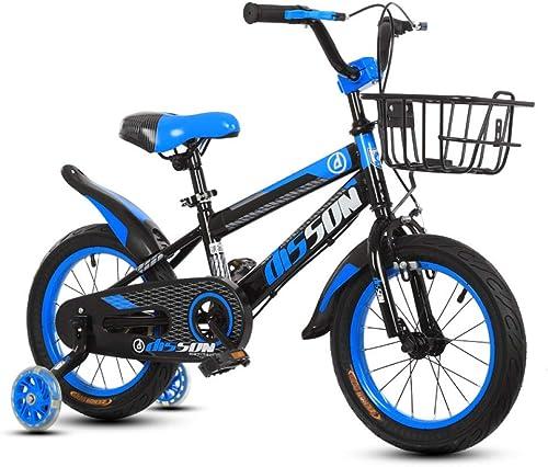 marca de lujo WY-Tong Bicicleta Bicicleta Bicicleta Infantil Bicicleta para Niños de 2 a 6 años de Edad, Bicicleta de bebé Niño y niña Bicicleta de Carro con Bicicleta estabilizadora de Montaña  Mercancía de alta calidad y servicio conveniente y honesto.