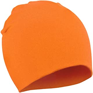 FUNOC Baby Girl Boy Toddler Infant Kids Children Soft Cute Lovely Knit Hat Beanies Cap (Orange)
