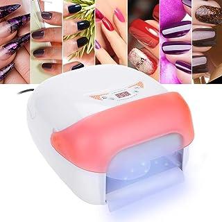 【2021 Promoción de año Nuevo】 Secador de uñas, Máquina Secadora de Esmalte de uñas en Gel con lámpara UV, para Uso Personal Uso Profesional(European Standard 220V)