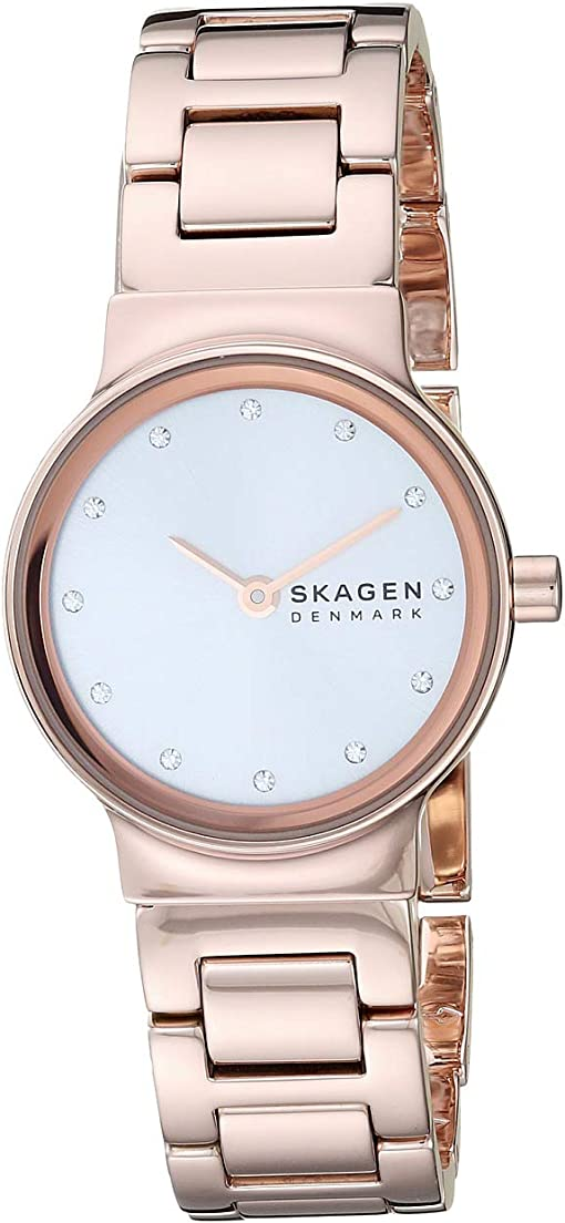 SKW2791 Rose Gold Stainless Steel