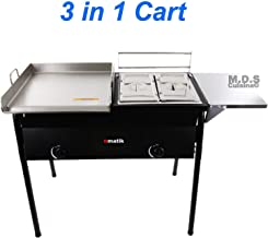 taco cart griddle