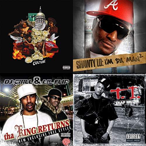 Grills & Bills: Southern Rap