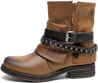 almacén al por mayor ZQZQ Moda, Moda, Moda, botas De Mujer, Vintage, Ponible, Antideslizante, Casual  tienda