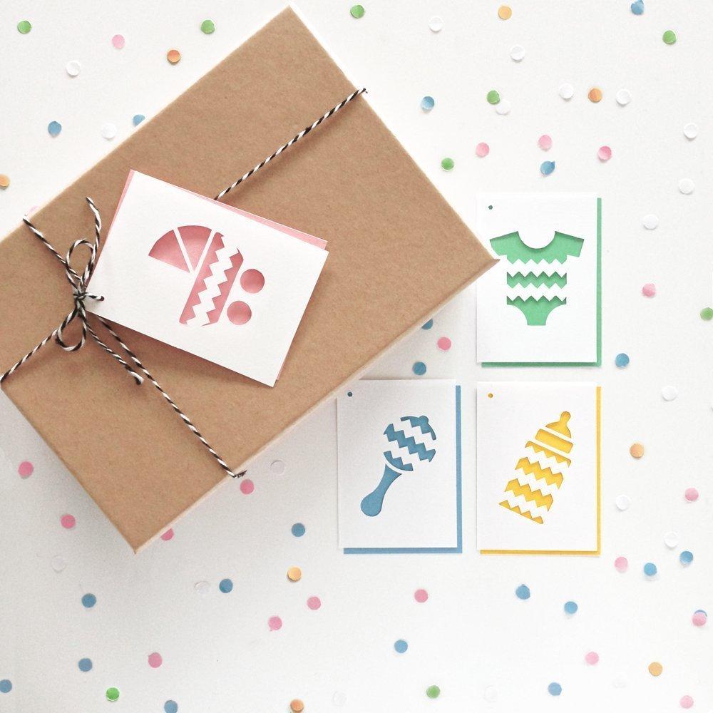 Baby Shower Gift Ranking TOP14 tags - Handmade 4 of Bottle New mail order Set Pra