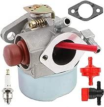 640339 Replace Carburetor Carb Kit With Gasket Spark Plug For LEV90 LV148EA LV148XA LV156EA LV156XA Engines