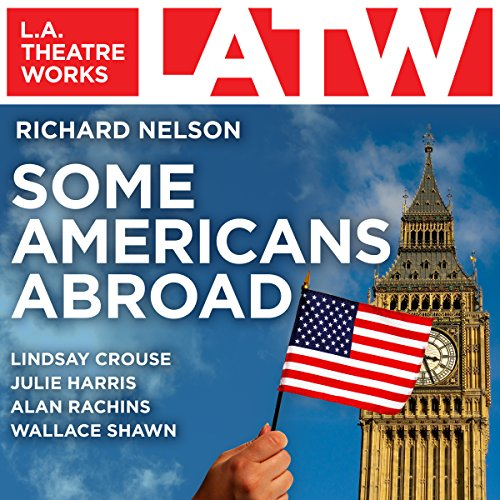 Some Americans Abroad audiobook cover art