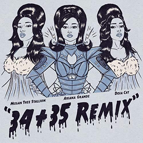 34+35 (Remix) [feat. ドージャ・キャット & ミーガン・ジー・スタリオン] [Explicit]