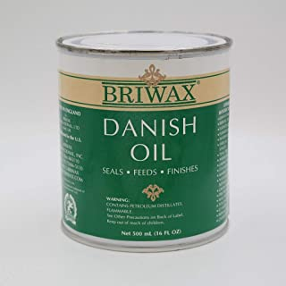Briwax Danish Oil, 16 fl oz (500mL)