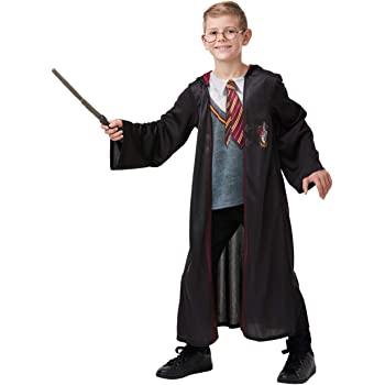 Rubbies - Disfraz de Harry Potter para niño, talla L (8-10 años ...
