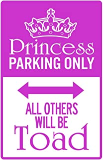 Best princess parking only Reviews