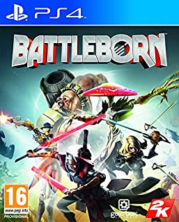 Battleborn (PS4) (B00LNW399I) | Amazon price tracker / tracking, Amazon price history charts, Amazon price watches, Amazon price drop alerts