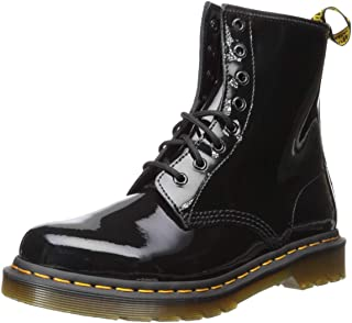 Women's 1460 Patent Leather Combat Boot
