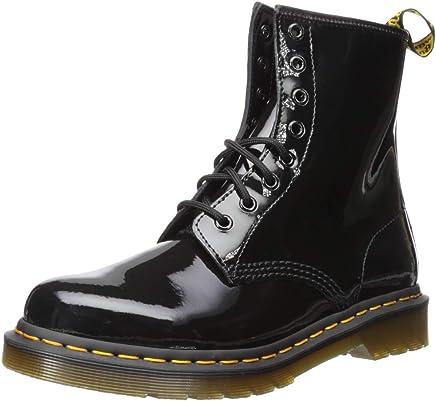 Dr. Marten's Original 1460 Patent, Women's Boots : boots