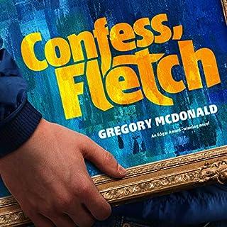 Confess, Fletch audiobook cover art