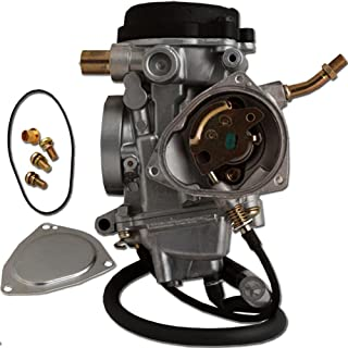 yamaha grizzly 450 carburetor removal