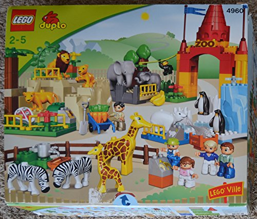 LEGO Duplo 4960 - Zoo Super Set