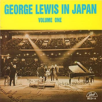 George Lewis in Japan, Vol. 1