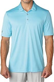 adidas Golf Men's Golf Climachill Solid Club Polo Shirt