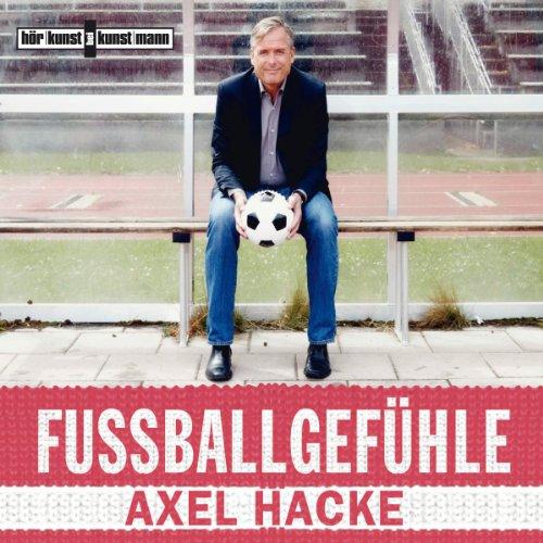 Fußballgefühle audiobook cover art