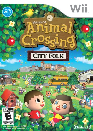 Animal Crossing: Let's Go To The City [UK Import]
