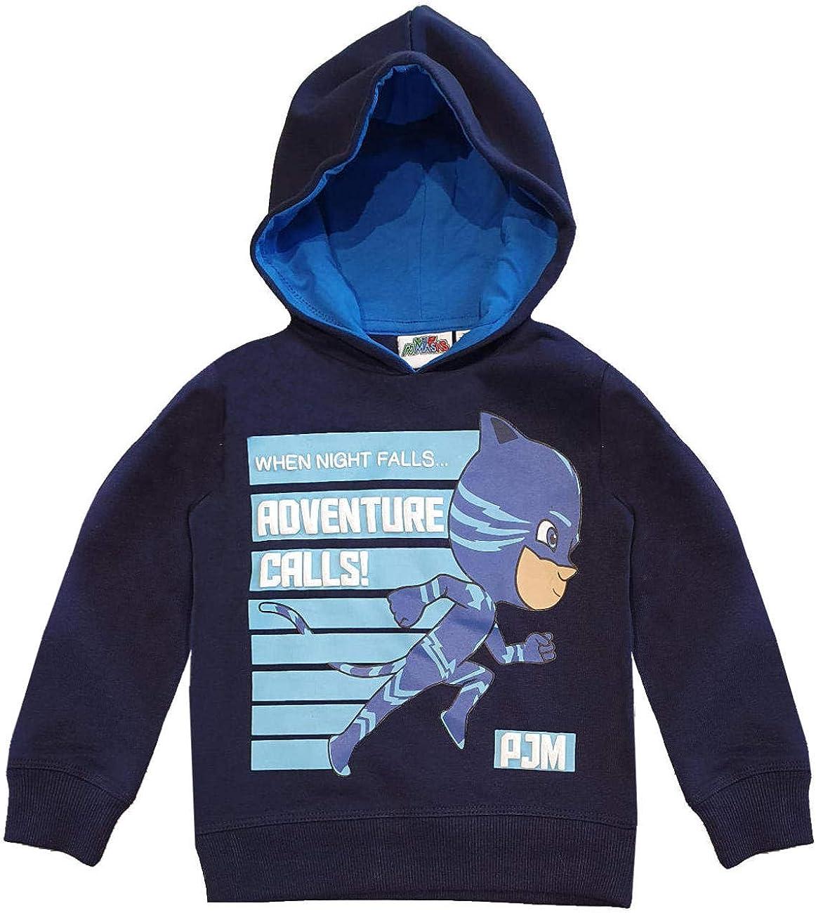 PJ Masks Boys (2-8) Sweatshirt Hoodie Catboy - Blue - 3 Years