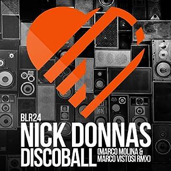 Discoball (Marco Molina, Marco Vistosi Remix)