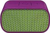 UE Mini Boom Altoparlante Wireless Bluetooth, Viola/ Verde