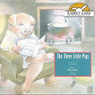 Three Billy Goats Gruff and the Three Little Pigs audiobook cover art