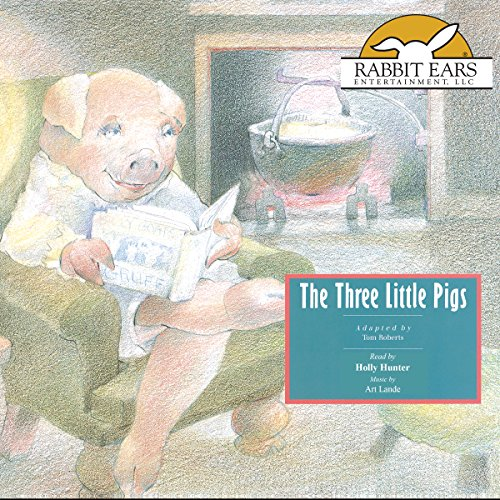 Three Billy Goats Gruff and the Three Little Pigs                   By:                                                                                                                                 Tom Roberts                               Narrated by:                                                                                                                                 Holly Hunter                      Length: 22 mins     9 ratings     Overall 4.7