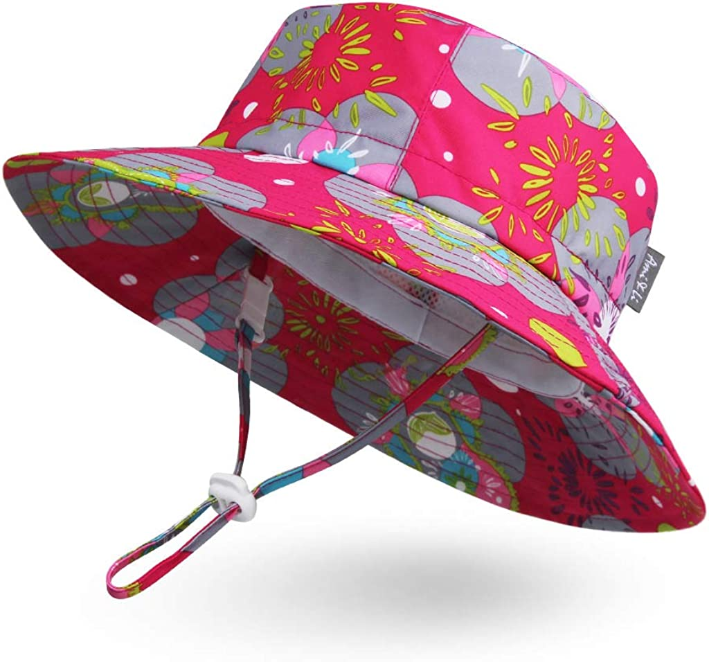 AmiLi High order tots Adjustable Outdoor Sun Bucket Luxury Boonie Hat Water-Proof