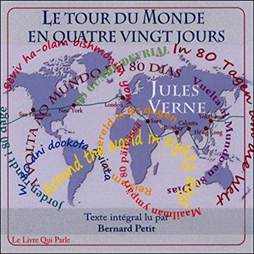 Le tour du monde en 80 jours cover art